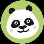 Pandino Logo 2020 Panda